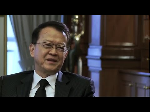Channel News Asia Interview with Sunway Group, Founder & Chairman - Tan Sri Dr Jeffrey Cheah