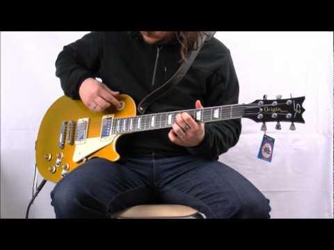 SR Guitars SRLP Origin crunch#2