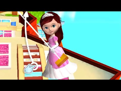 Ava the 3D Doll/Review Different Dance/Gameplay makeover for Kid. Ep.33