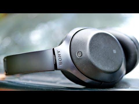 Sony MDR-1000X Wireless Headphones Review - Premium Sony Quality!