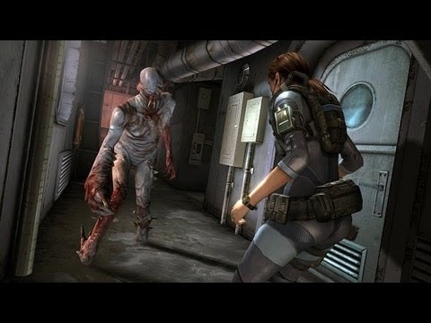 Resident Evil: Revelations Launch-Trailer [HD] [PC, PS3 XBOX 360, WiiU]