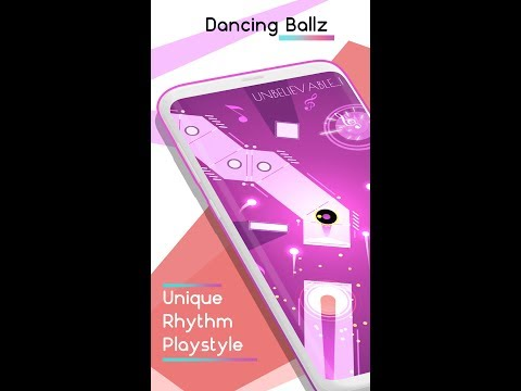 Dancing Ballz: Flying Ball Rider APK Cover