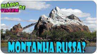Diário de Viagem #6 MONTANHA RUSSA NO EVEREST!