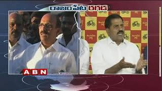 TDP Minister Adinarayana Reddy angry on Meda Mallikarjuna Reddy Comments