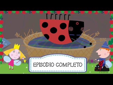 El Pequeño Reino de Ben y Holly - Gaston La Mariquita