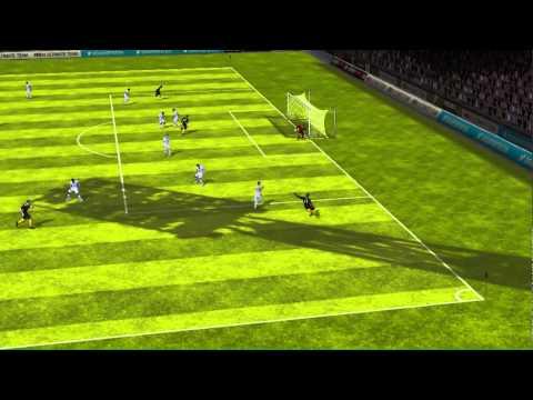 FIFA 14 iPhone/iPad - Catamarca Juniors vs. Monterrey