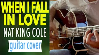 Ouça When I Fall In Love - Nat King Cole & Doris Day - Fingerstyle Guitar Solo Cover by Charlie Kager