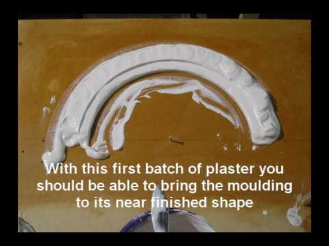 How to make an arch on a bench Part 1