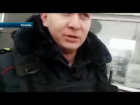 В Казани разгорается скандал вокруг сотрудников вневедомственной охраны
