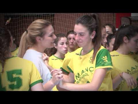 PROMO MÁLAGA SPORT - Puertosol, subcampeón de España de balonmano femenino juvenil
