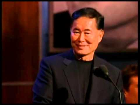 George Takei To William Shatner: Fuck You & The Horse (extended) video