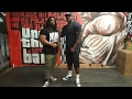 CHEST DAY | TV AUDITION | BIG ROB AND BIG HURK