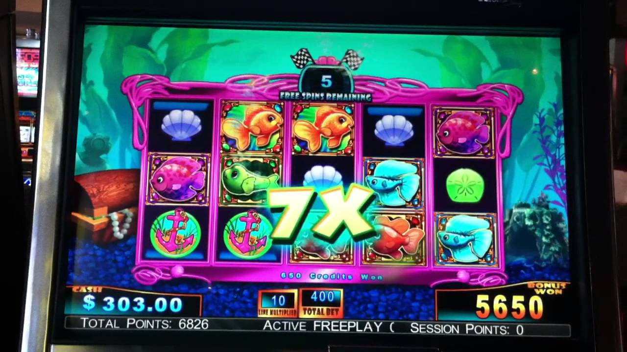 free slot machine with bonus feature