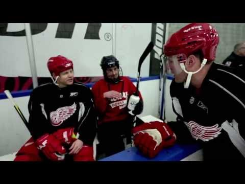 Detroit Red Wings & Bud Light - Legendary Linemates