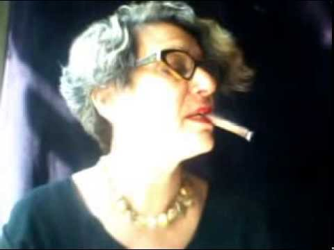 Cigar Smoking Woman -Read My Mind! Video