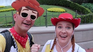 Mickey's Not So Scary Halloween Party At Disney World! | Best Parade, Fireworks & Spooky Food!