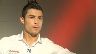 Ronaldo says his high point was winning the title in Madrid.