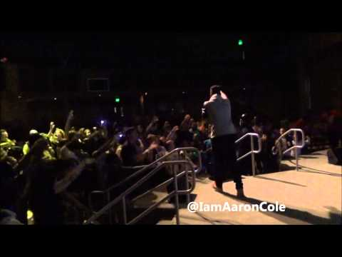 Aaron Cole at Beats Youth Conference Part 4 (#BYC2015 @IamAaronCole @enditcorp)