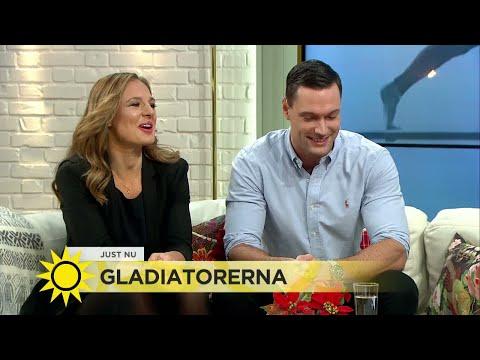 """Gladiatorerna: """"Att få en adrenalinkick är bättre än alla lyckopiller i världen"""" - Nyhetsm"""