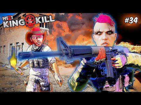 DON'T SHOOT ME PLZ!!!   Fives   H1Z1 King of the Kill Gameplay -  H1Z1 KotK PC
