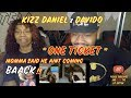 Kizz Daniel & Davido   One Ticket (Official Video) | (THATFIRE LA) Reaction