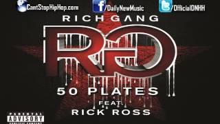Watch Rich Gang 50 Plates (feat. Rick Ross) video