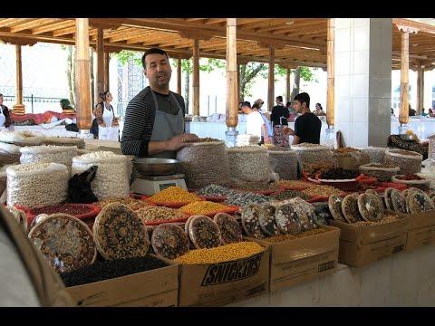 Восточный базар \ Сиабский базар в Самарканде 2012 \ Bazaar in Samarkand