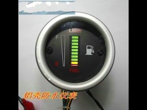 Датчик уровня топлива на мотоцикл