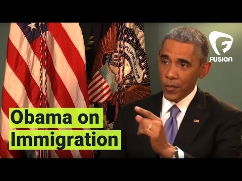 President Obama spars with Jorge Ramos on Immigration