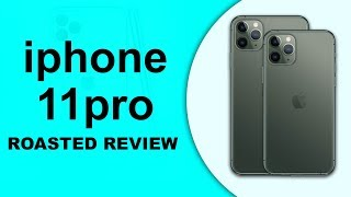 i Phone 11 Pro | Roasted Review | Apple i Phone Series 2019 | Latest Video Oops Tv