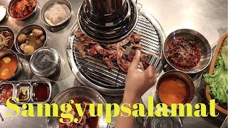 Samgyupsalamat Unlimited BBQ - Best Korean Restaurant - Alabang ATC
