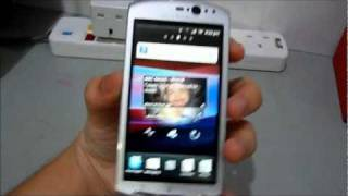Xperia Neo on Android 2.3.4
