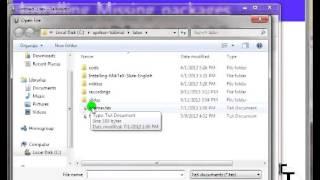 LaTeX on Windows using TeXworks - English