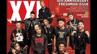 Playboi Carti, xxxtentacion, Ugly God, PNB Rock and more make the 2017 XXL Freshman list.