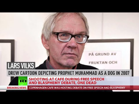 Copenhagen Shooting: Deadly attack at free speech meeting with cartoonist who depicted Muhammed