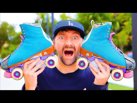 THE WORLD'S BEST ROLLER SKATERS!