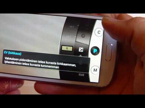 Videoarvostelu: Samsung Galaxy S4 Zoom