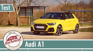 Audi A1 30 TFSI TEST 2019: Obháji svoju cenu?