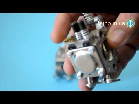 Видео как проверить работу карбюратора