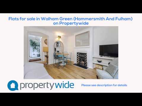 Flats for sale in Walham Green (Hammersmith And Fulham) on Propertywide