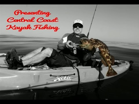 Central Coast Kayak Fishing