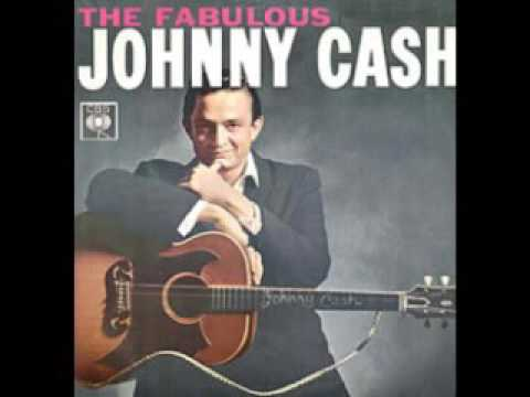 Johnny Cash - The Fabulous Johnny Cash (1958)