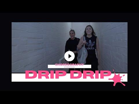 Drip Drip Choreography - Mina Myoung - 1Million Dance Studio