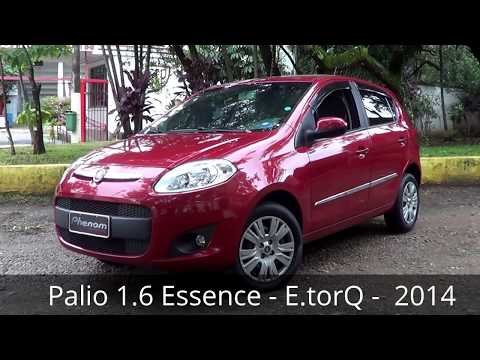Ph - Fiat Palio Essence 1.6 E.Torq - 2014 // Avaliação - Teste Dinâmico - Ficha Técnica