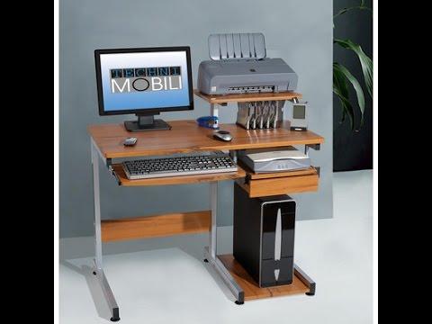 Best & Cheap Computer Desk 2014 – Techni Mobili Mobile & Compact MDF Computer Cart, Graphite