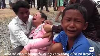 Cưỡng chế nhà dân bằng bạo lực - phnom penh