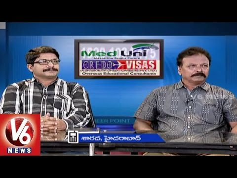 Study MBBS in Central America l Credo Visas l Career Point l V6 News (19-06-2015)