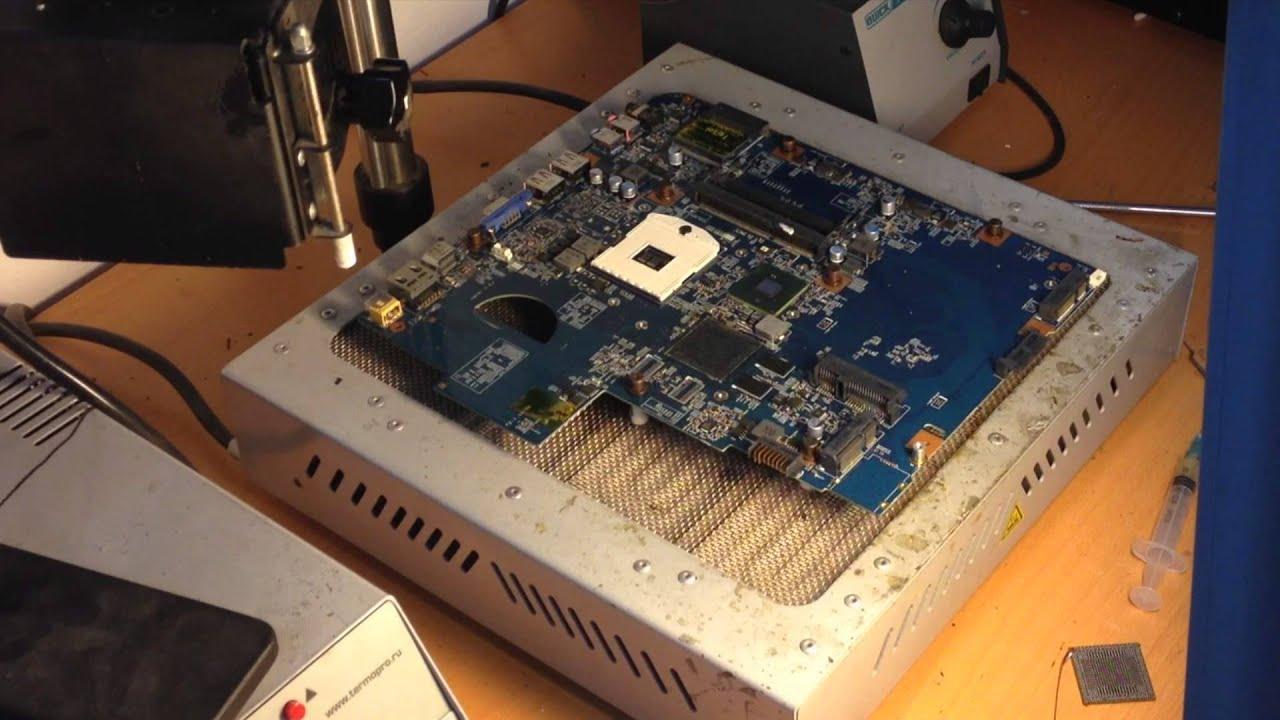 Видеокарта в ноутбуке фото 8