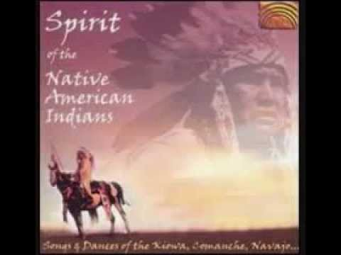 Spirit of Native American Indians Songs and Dances - 'Land of Enchantment' Kiowa Comanche Navajo
