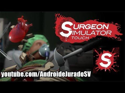 Surgeon Simulator Para Android [NUEVO Juego] !! EXELENTE Juego de Simulacion